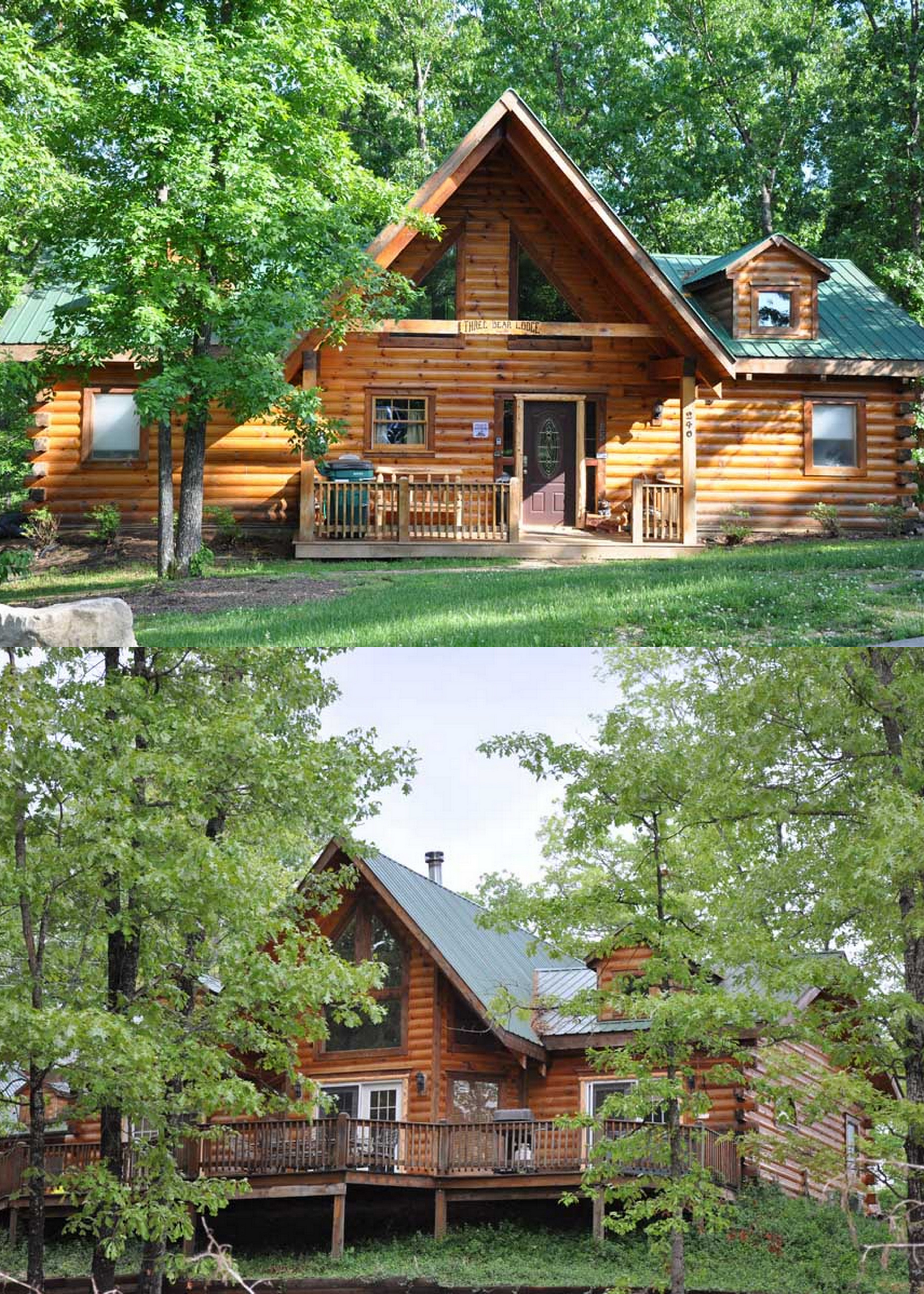 photos a of list visit cabin best hotels for cedar vacation lodge in big branson packages cabins