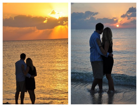 We watched the sunset for a solid 15 minutes. It was incredible! So thankful we had such great photographers!