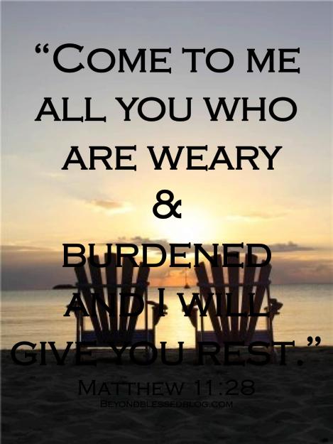 Rest Beyond Blessed Blog