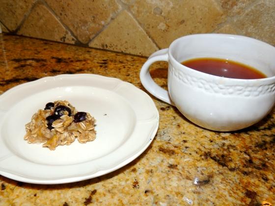 my PG Tips tea & treat
