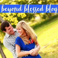 Grab button for beyond blessed blog