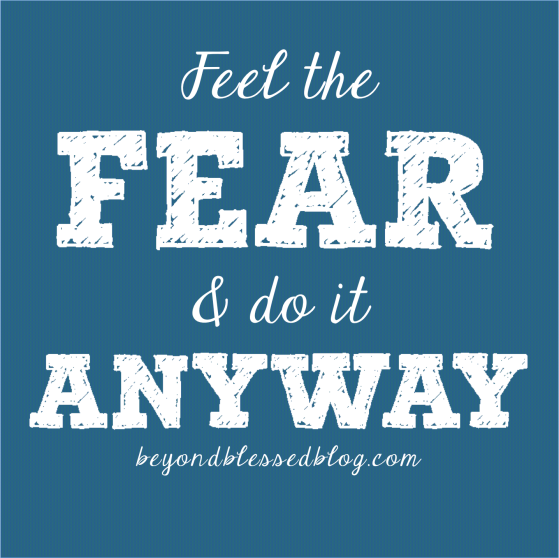 feel the fear do it anyways bbb