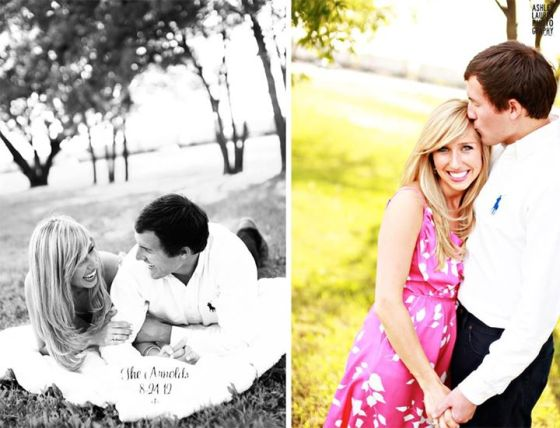 {1 year of marriage shoot with Ashley Lauren Photography}